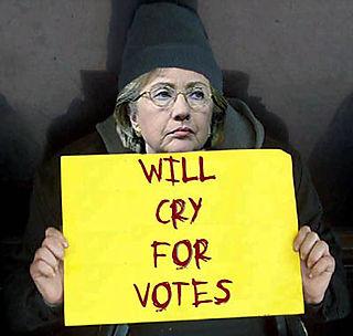 Hillarywillcry