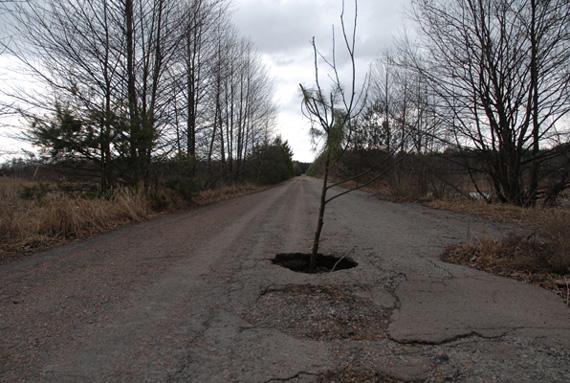 Portland roads
