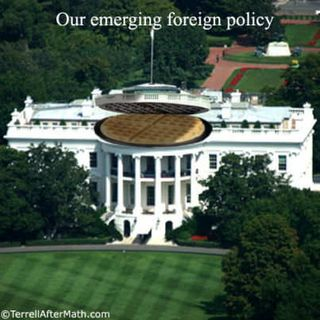 Obama Foreign Policy Waffles