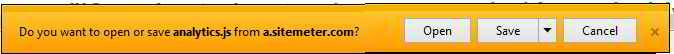 Sitemeter-popup