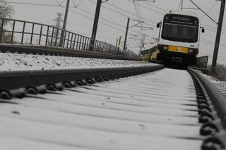 Dart+train+ice