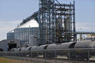 Cascade Grain ethanol plant