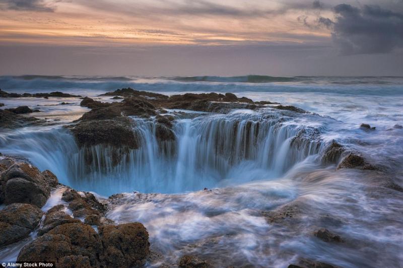 Thor'sWell Cape Perpetua Yachats